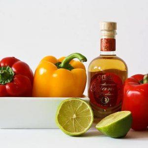 Recetas Clase de Verduras, Salsas y Aderezos
