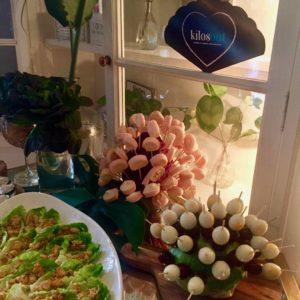 Clase de Cocina: snacks saludables y cenas rápidas 19 Diciembre