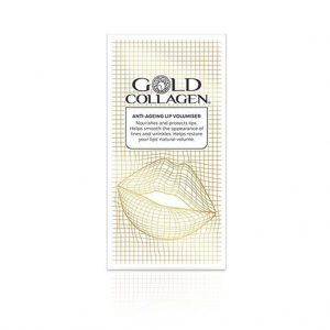 Lipstick de Gold Collagen