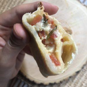 Empanadilla Caprese