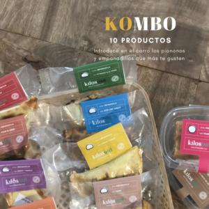 KOMBO 10 PRODUCTOS