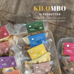 KILOMBO 15 PRODUCTOS