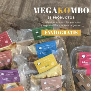 MEGAKOMBO 25 PRODUCTOS